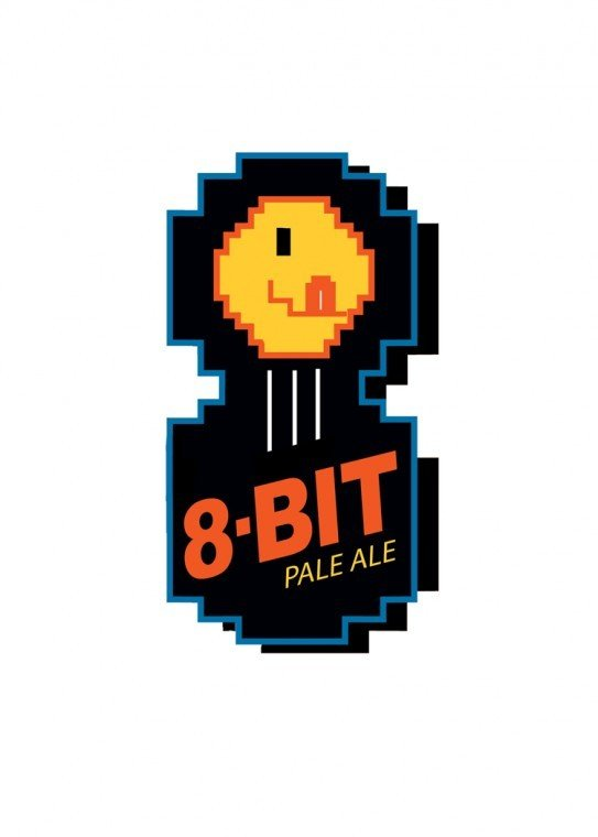 Tallgrass Brewing Co.'s 8-Bit Pale Ale