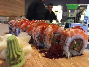 CAT'S PICKS: The Sushi Station + The Libertine