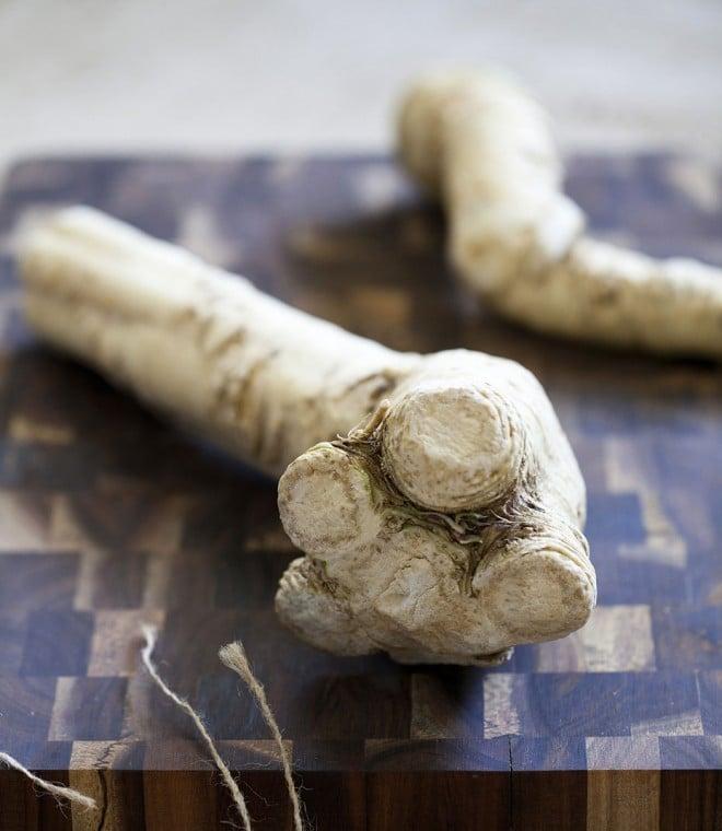 Mystery Shopper: Horseradish Root