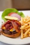 Cardwell's Burger Meister burger