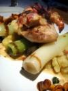 Restaurant la Chronique For the halibut
