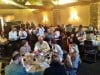90 guests attended the Epicurean Extravaganza, a Gourmet Wine Dinner.