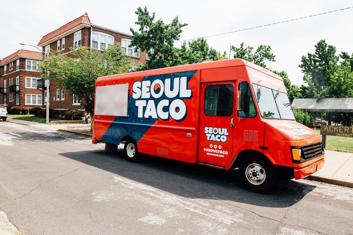 Streets Of Seoul Food Truck