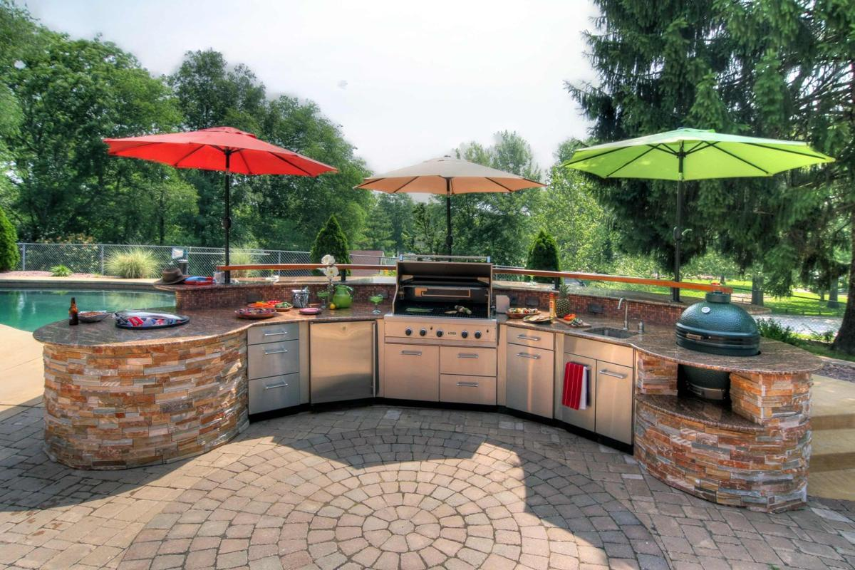 Kitchen Design Must Haves 3 Must Haves For Outdoor Kitchens Shop Feast Magazine