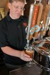 Urban Chestnut brew master and co-founder Florian Kuplent