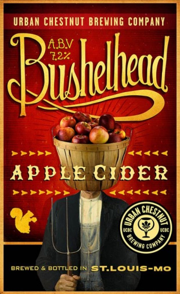 Urban chestnut brewing 39 s bushelhead cider now on tap at for E kitchen by urban feast