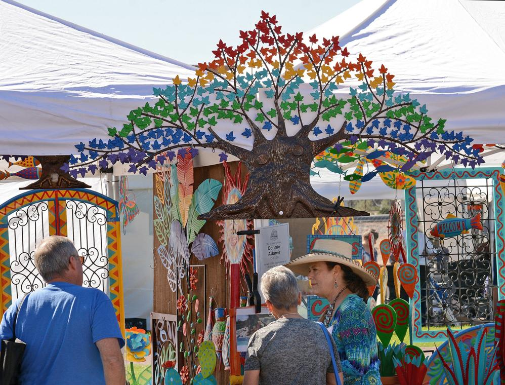 2016 festival of arts and crafts featured for Arts and crafts festival