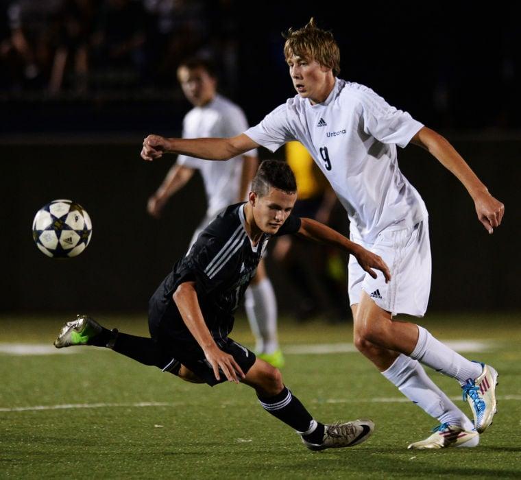 Urbana plays Tuscarora in county soccer tournament ...