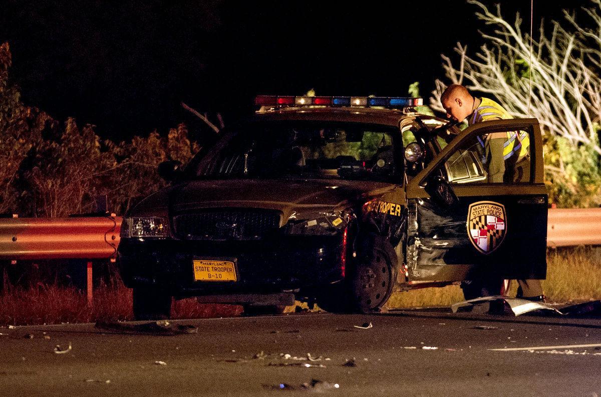 Car Crash Monrovia Ca