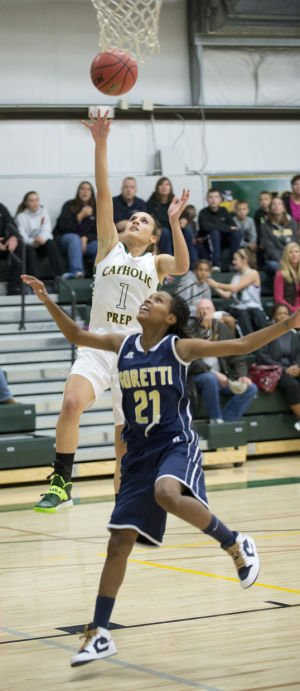 Girls Basketball: Vikings start with a victory