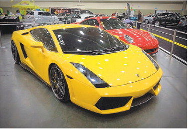 motor tred international auto show | baltimore | source