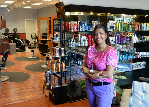 Salon offers brazilian blowouts hair and skin care for 7th street salon