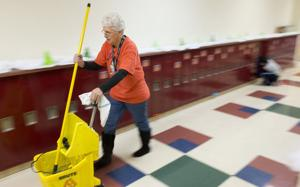 A day in the life of a custodian
