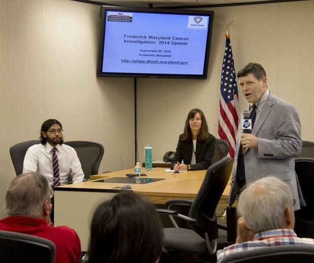 State finds no Detrick cancer cluster