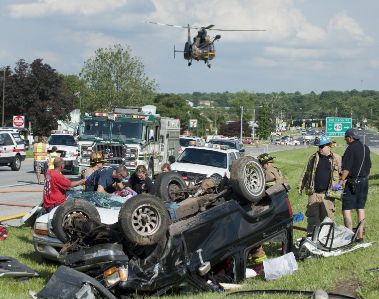Car Accidents In Maryland June