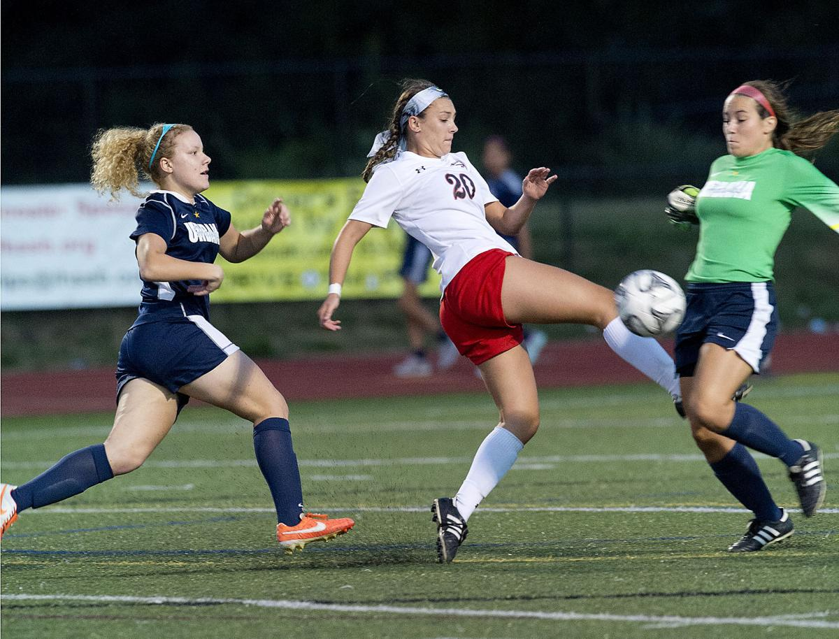 Linganore girls soccer defense supports dynamic offense in ...