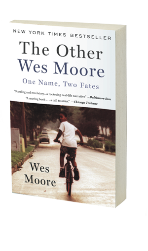 a biography of wes moore a writer About author, entrepreneur, activist, producer, television show host, and decorated us army officer, he is best known for his two new york times- bestselling.