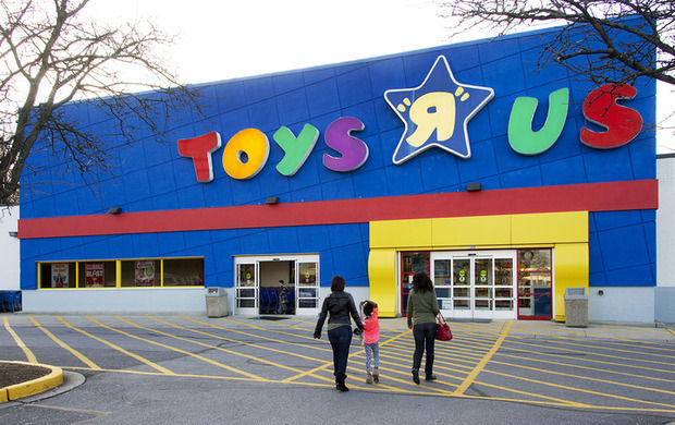 But the rep said Toys R Us isn't getting a high amount of complaints from its layaway customers but is working hard to service any complaints.