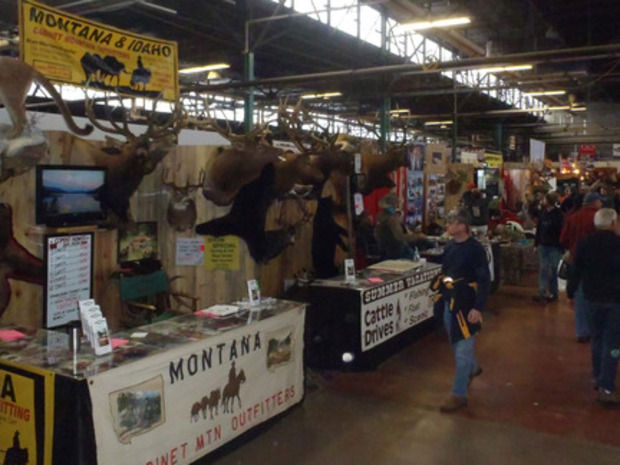 Monroeville hunting and fishing expo for Hunting and fishing expo