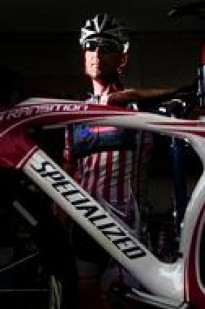 Travelin man: Cyclists team races cross-country for wounded vets