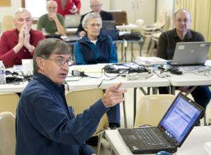 Tax preparation is challenging, volunteers say