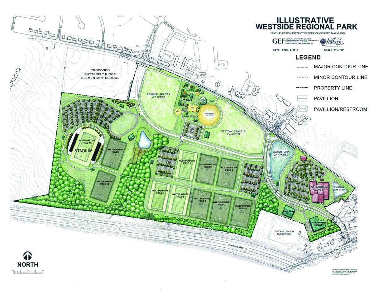 Sticker Shock Master Plan For Park At Hargett Farm