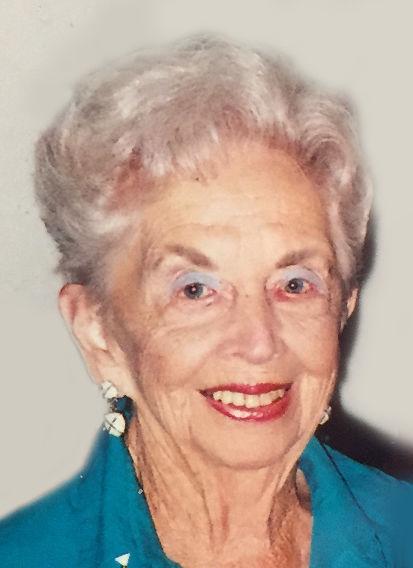 Helen Patricia (Pat) De Mary