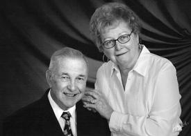 Albright 50th Wedding Anniversary