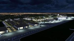 Spaceport plammed for Ellington Field