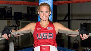 Fuchs' goal to make Olympic boxing team