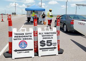 Texas City to double dike fees during holidays