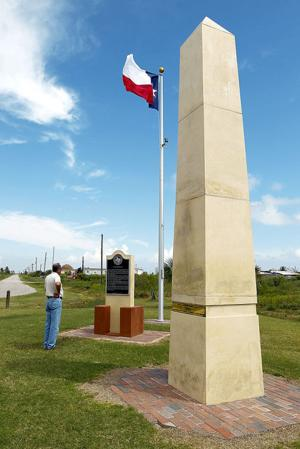 Monument in Bolivar honors Texas pioneer woman