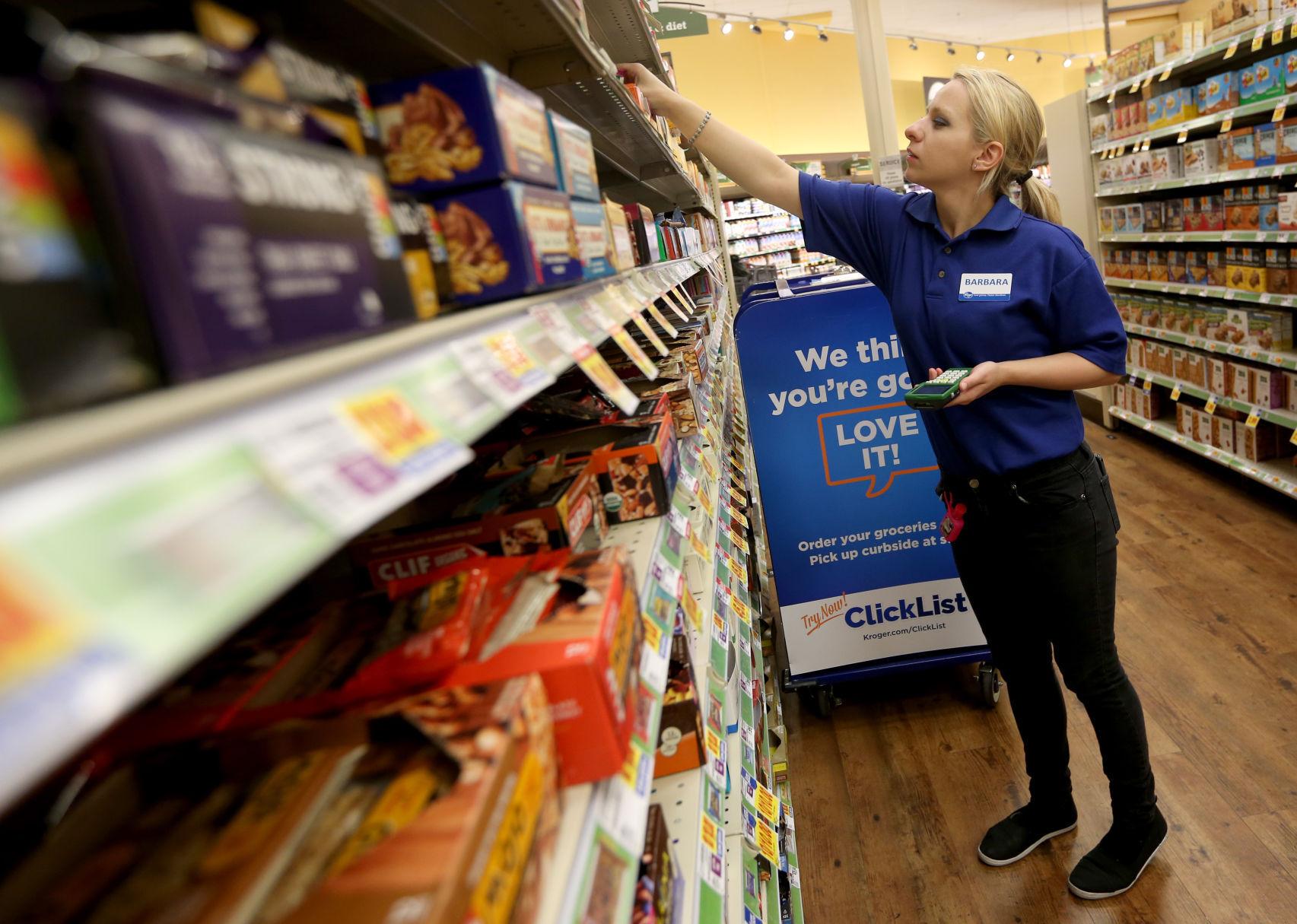 Bonus Buzz: Kroger launches online grocery service on island | Biz ...