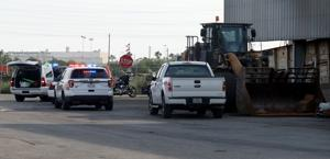 One dead in accident at city transfer station