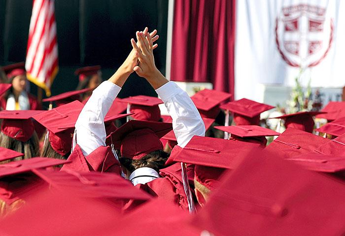 Clear Creek honors grads
