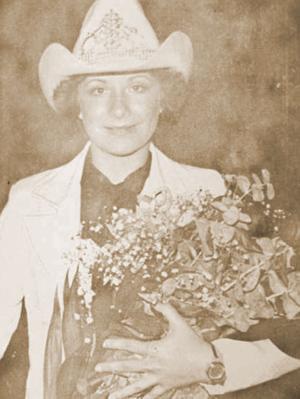 1977 Rodeo Queen