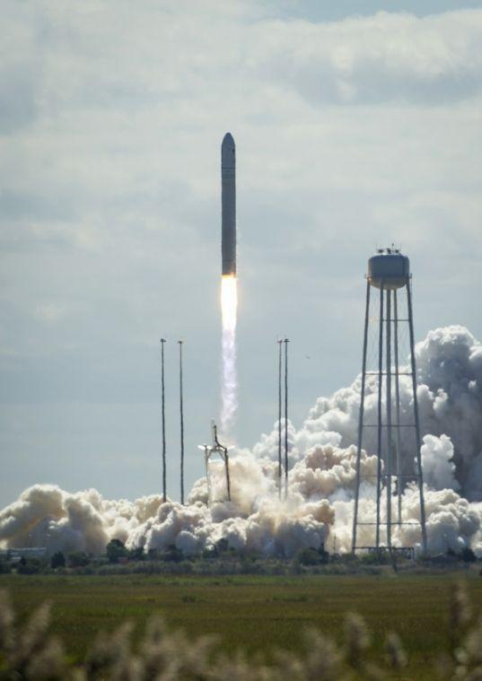 Orbital's Cygnus headed for space station