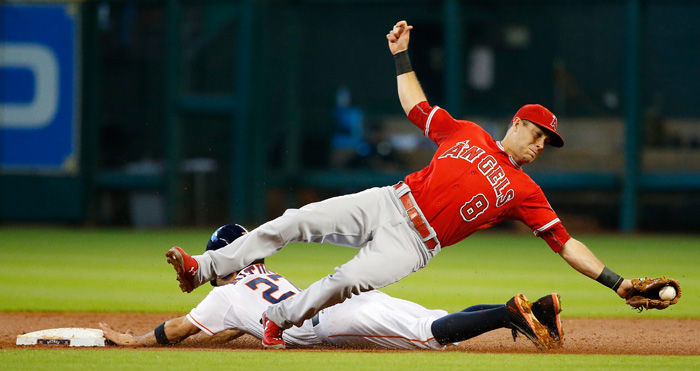 Photos astros vs angels in focus the daily news for Cox houston