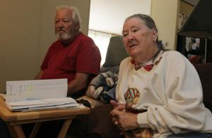 <p>Dorothy Fine talks about the problems she and her husband, Robert have had after he was declared dead by the Social Security Administration in November.</p>