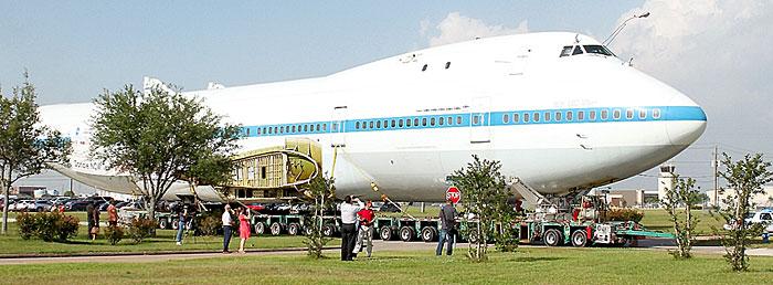 Shuttle Carrier Aircraft
