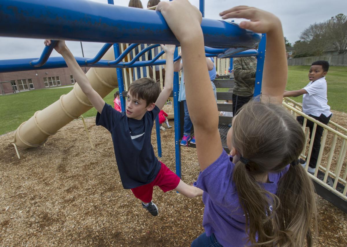 CCISD Playgrounds