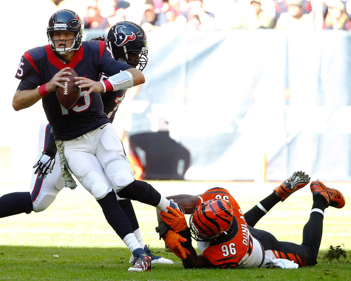 Gallery Texans 13 Bengals 22 In Focus The Daily News