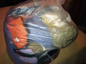 Fatboy: My fat life stuffed into plastic bags