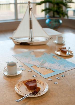 Nautical and nice