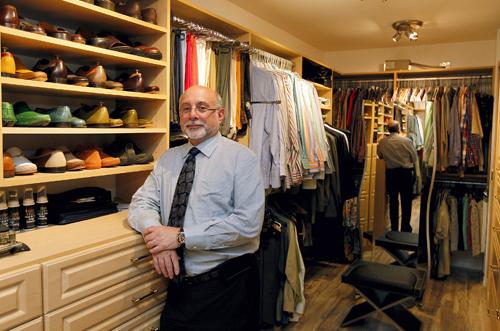 Sharp-dressed Man: Avi Markowitz