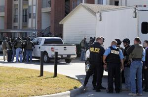 SWAT called to Texas City apartment complex