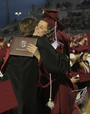 Photos: Clear Creek High School 2016 Commencement