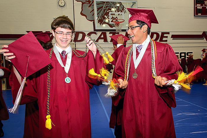 Clear Creek High School celebrates class of 2013