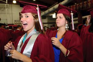 Clear Creek High School celebrates class of 2013
