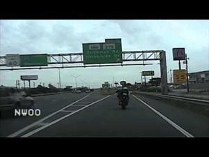 Galveston Motorcycle Pursuit